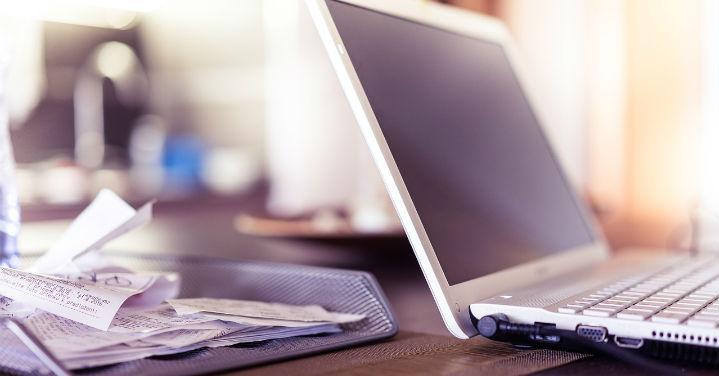 Como encontrar meu recibo de imposto de renda?