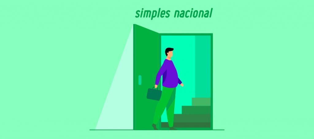 Profissional que voltar para o Simples Nacional